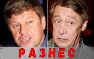Губерниев не стеснялся в выражениях в адрес Ефремова! Подробности