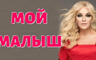 Таисия Повалий вне себя от счастья, в связи с рождением малыша!