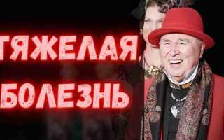Вячеслав Зайцев никого не узнает и уже не говорит! Россияне молятся за здоровье модельера