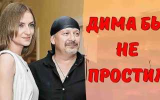 Отец Дмитрия Маряьнова в шоке! Вдова сына такое выкинула! Громкий скандал разразился
