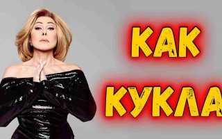 ШОК от последних фото Любови Успенской! Как восковая КУКЛА