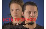 Братья Никара — Участники «Битвы экстрасенсов», назвали победителя «Последнего героя»