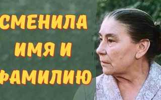 Галина Макарова еще в молодости поменяла имя и фамилия! И вот почему