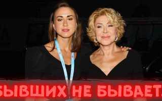 Специалист объяснил, что происходит с дочерью Успенской