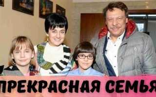 Михаил Барщевский с супругой 12 лет назад взяли близнецов из детдома! Как они сейчас выглядят