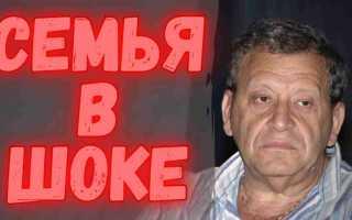 Объявился внебрачный сын Грачевского! Сразу после смерти! Семья в шоке! Он его не признавал