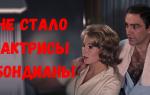 Скончалась актриса бондианы