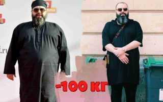Максим Фадеев скинул 100 кг! Рецепт похудения от продюсера