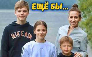 Юлия Барановская хочет ещё пару детишек! Поклонники в недоумении