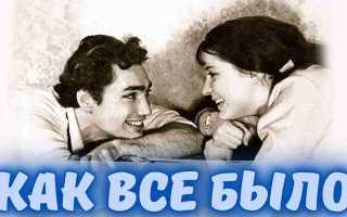 Слухи о легендарном «Ихтиандре» Владимире Кореневе! Роман с Анастасией Вертинской и внебрачная дочь