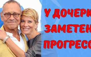 Новые подробности о дочери Кончаловского и Высоцкой! Заметен прогресс — пусть случится чудо