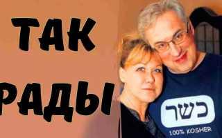 Радостная новость! Дочь Андрея Норкина, недавно потерявшего жену, родила девочку