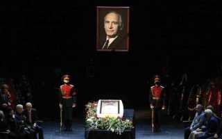 Никто не сказал речь на прощании с Лановым! Пронесли гроб через весь зал! Не сдержать слез