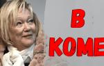 Народная артистка СССР в реанимации! Легендарная актриса находится в коме!