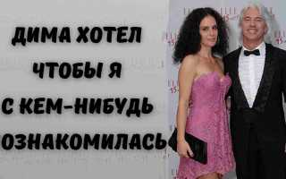 Дмитрий Хворостовский не хотел, чтобы супруга оставалась одна! Откровения вдовы певца