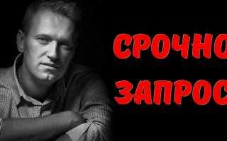 Немецкие врачи Навального сделали запрос! Теперь они почти уверены в отравлении