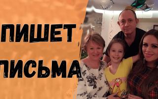 Отец ЮЛИИ НАЧАЛОВОЙ рассказал, что внучка пишет письма маме! Сил нет как тяжело…