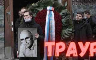 Вознесенской не было на похоронах Андрея Мягкова! Хоронят не родные люди