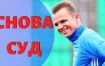Дмитрий Тарасов снова подает в суд на свою бывшую жену