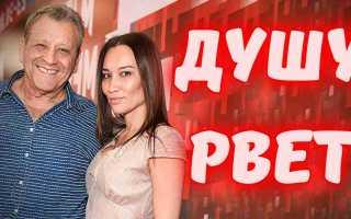 Супругу пустили! Катю — жену Бориса Грачевского дали проститься! Ее слова шокируют! Мой дорогой