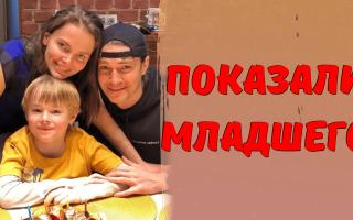 Солнышко! Елизавета Боярская наконец-то показала подросшего младшего сына