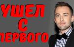 ШОК! Дмитрий ШЕПЕЛЕВ больше не работает на первом канале… пути разошлись…