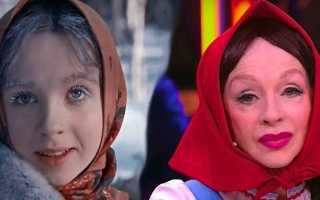 Настеньке из «Морозко» уже 71 год! Актриса Наталья СЕДЫХ восхитила всех внешним видом