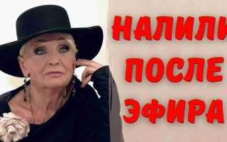 Борисов напоил Светличную коньяком после скандальных откровений! После эфира «Пусть говорят»