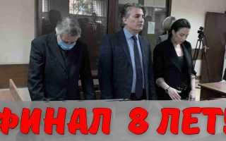Ефремову вынесли приговор! Справедливость восторжествовала! Из зала суда в наручниках