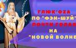 Глюкоза в «нижнем белье» на открытии фестиваля «Новая волна» в Сочи