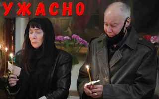 Дочку Конкина похоронили рядом с мамой! Владимир прорыдал всё прощание! Просто нет сил