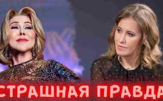 Успенская высказалась о ДТП с Собчак! Никто таких слов не ожидал