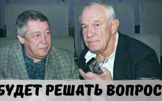 Гармаш может помочь решить проблемы Ефремова! Не просто он приезжал на место