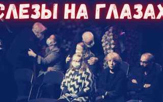 На прощании Ольга Остоумова шокировала всех словами! Прямо у гроба Гафта! Отказала им со слезами на глазах