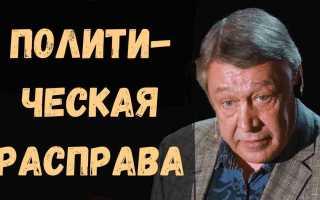 Ефремов смирился! Сядет в тюрьму и ничего уже не поможет