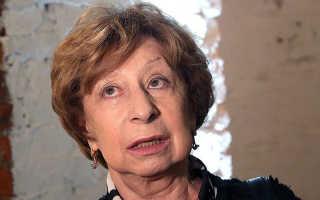 """Ахеджакова в шоке от нападок! """"Мне конец""""! 83-летняя артистка очень боится"""