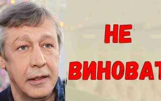 Михаил Ефремов заявил о свое невиновности! Он просто сошел с ума! Люди страны в шоке