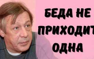 Ефремов не выдержал! У него случился сердечный приступ