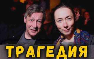 Жена Ефремова шокировала заявлением! Большая трагедия в семье