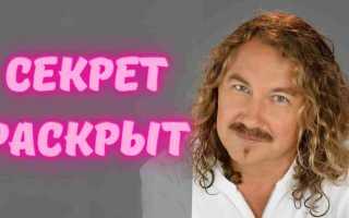 Игорь Николаев раскрыл секрет! У меня был кумир детства! Вот она визитная карточка артиста