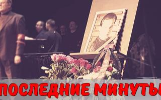 ДАНИЛУ Перова ночью стало знобить! Популярная актриса поведала о последних минутах сына Рязановой